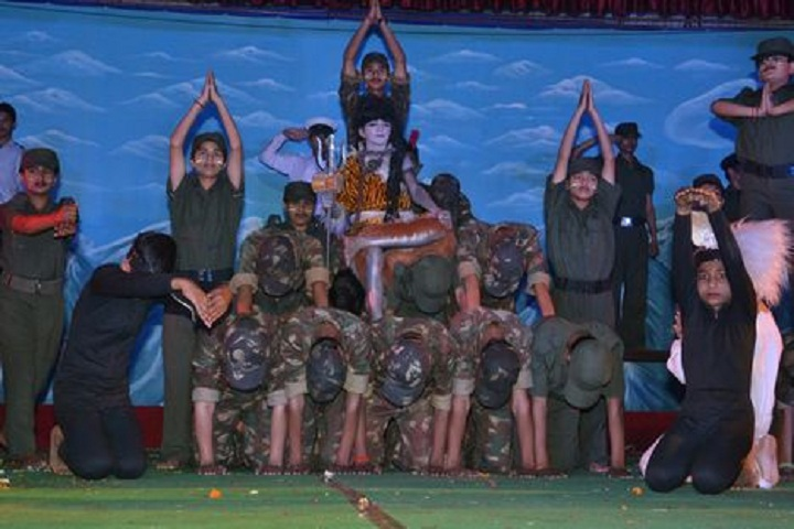 Saraswati Bal Mandir-Drama Event