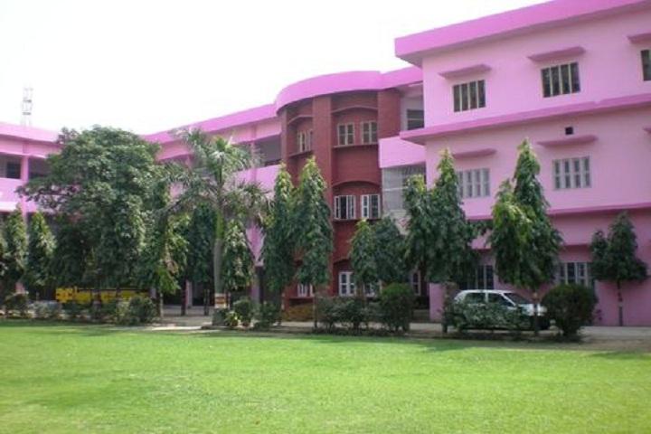 Saraswati Bal Mandir-School View