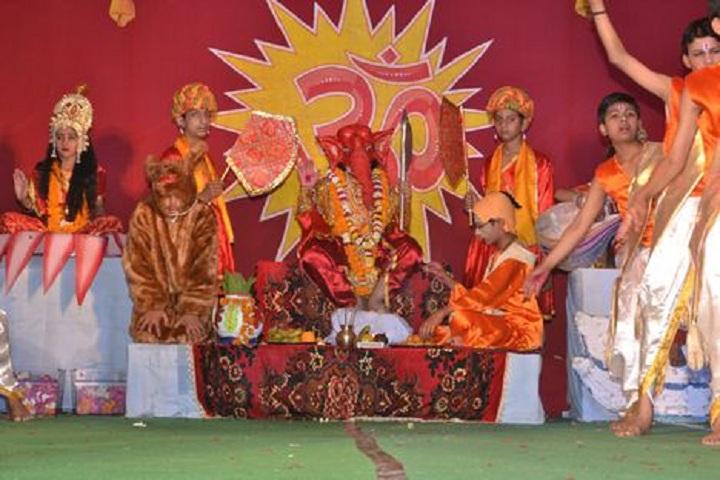 Saraswati Bal Mandir-Skit