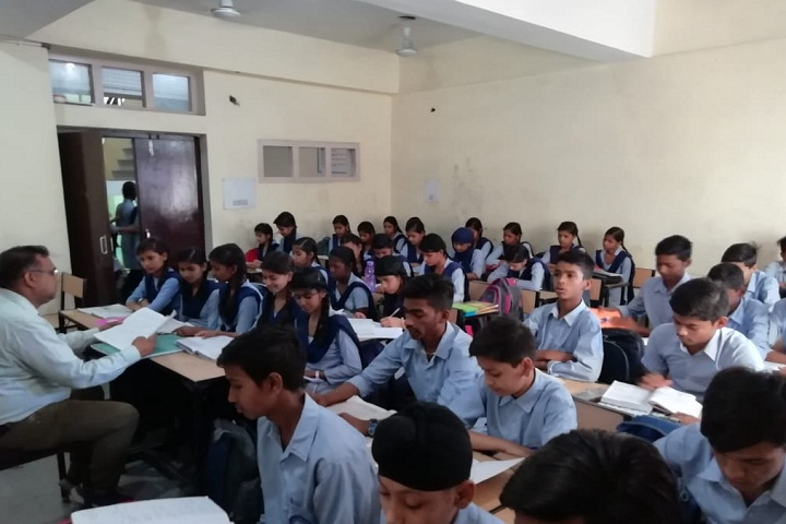 Government High School -Classroom