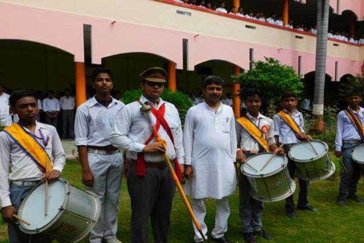 Saraswati Shishu Mandir Senior Secondary School- Republic day