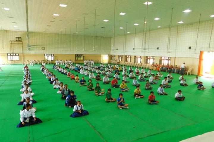Saraswati Shishu Mandir Senior Secondary School- Yoga