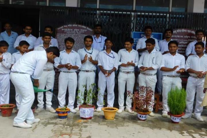 Saraswati Shishu Mandir Senior Secondary School-Earth day