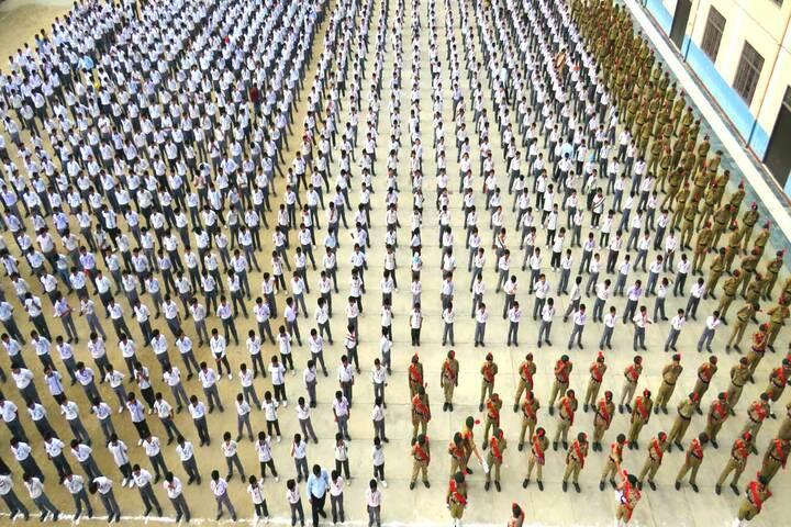 Saraswati Vidya Mandir- Assembly