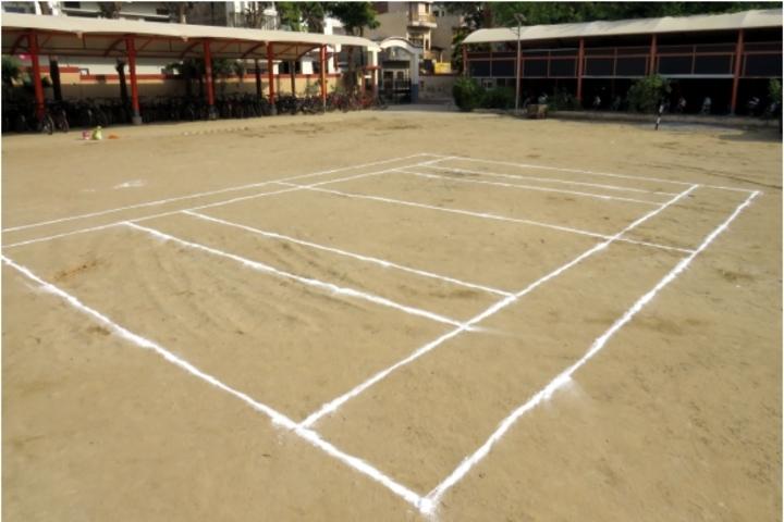 Saraswati Vidya Mandir- Play Ground