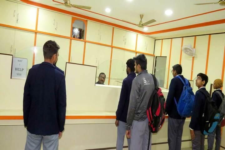 Saraswati Vidya Mandir- Reception