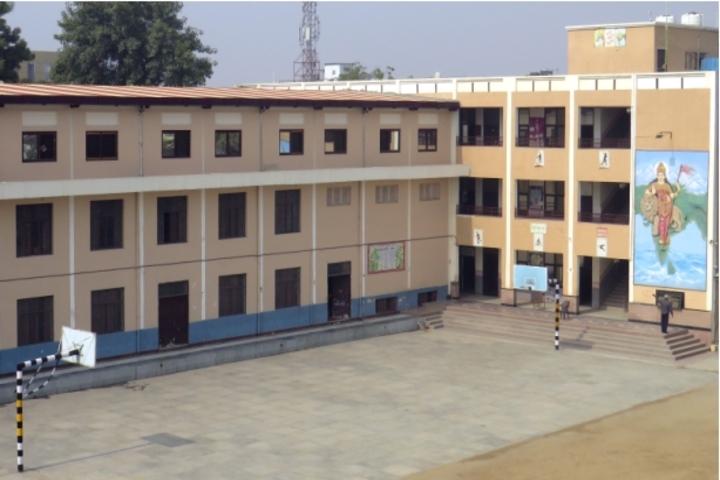 Saraswati Vidya Mandir- School Campus