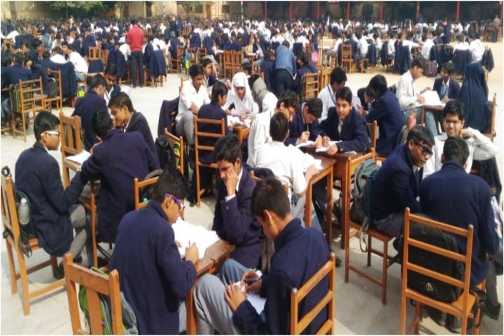Saraswati Vidya Mandir- Study Area