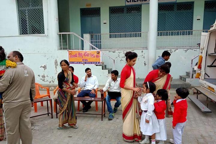 Saraswati Vidya Mandir-Health Checkup