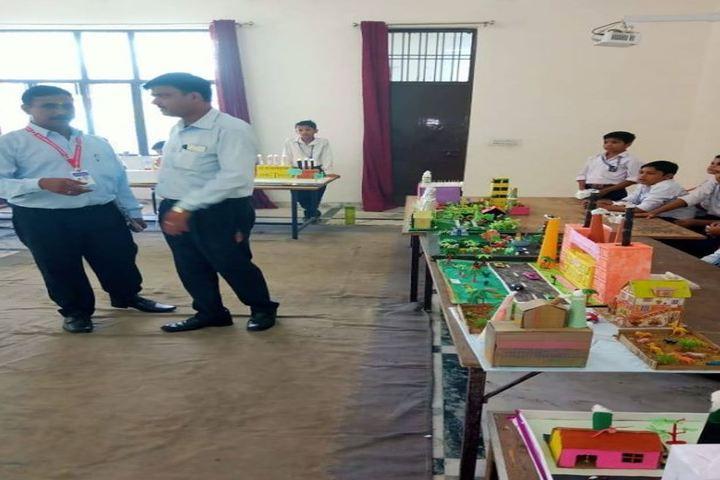 Saraswati Vidya Mandir-School Exhibition