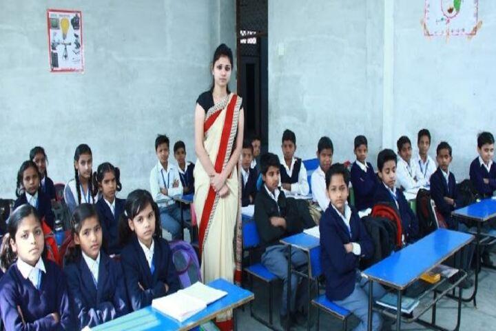 Saraswati Vidya Mandir Senior Secondary School-Classroom