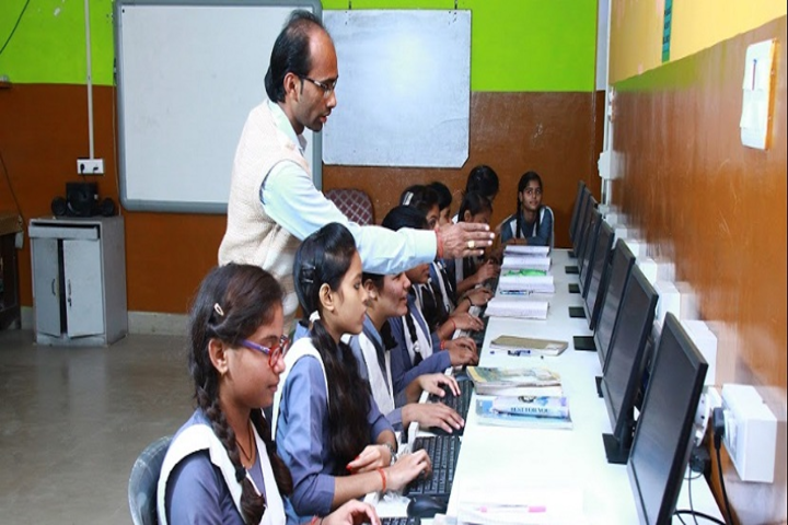 Saraswati Vidya Mandir Senior Secondary School-IT Lab