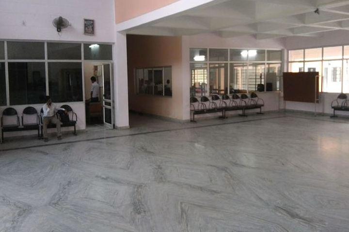 Sarla International Academy-Reception