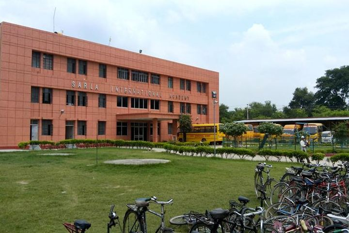 Sarla International Academy-School Campus 1