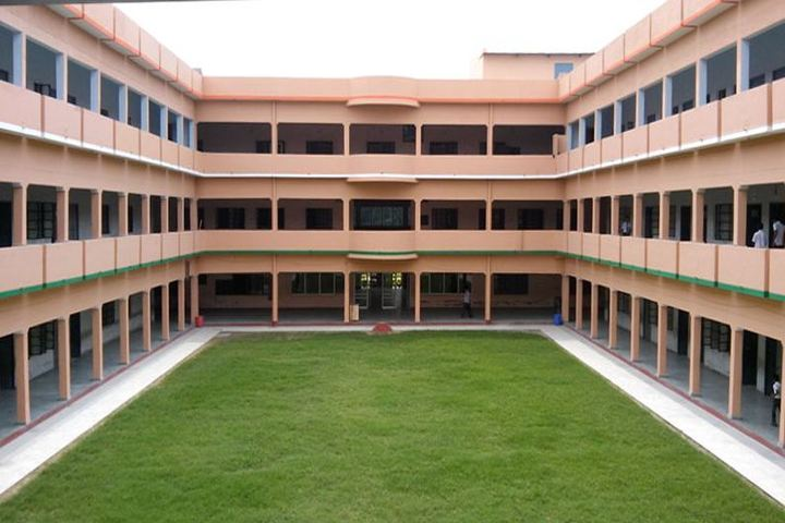 Sarla International Academy-School Campus 2