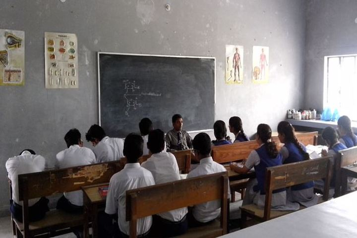 Sarla International Academy-Senior wing Classrooms