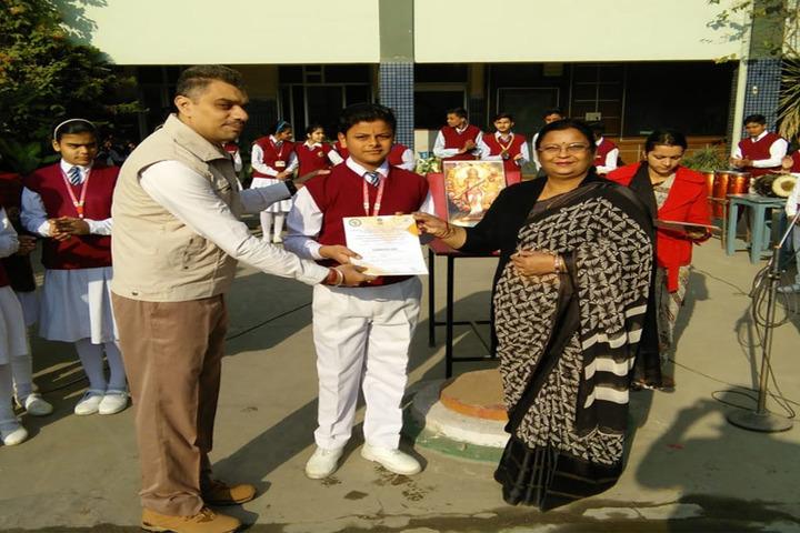 Sarti Devi Raja Ram Public School-Achievement