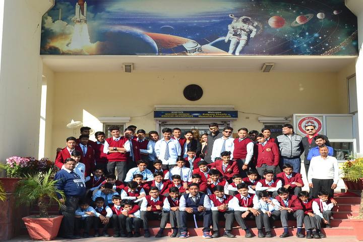 Sarti Devi Raja Ram Public School-Group Photo