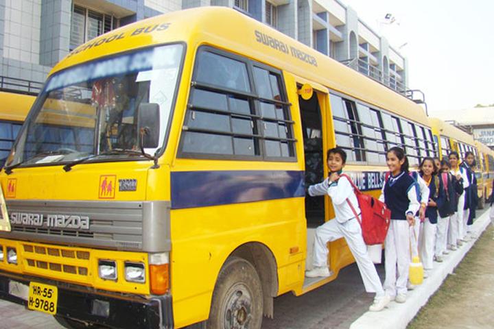Sarti Devi Raja Ram Public School-Transport