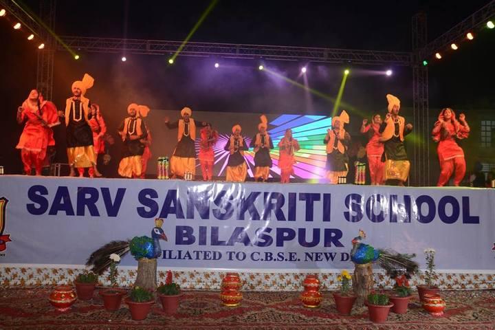 Sarv Sanskriti School-Events