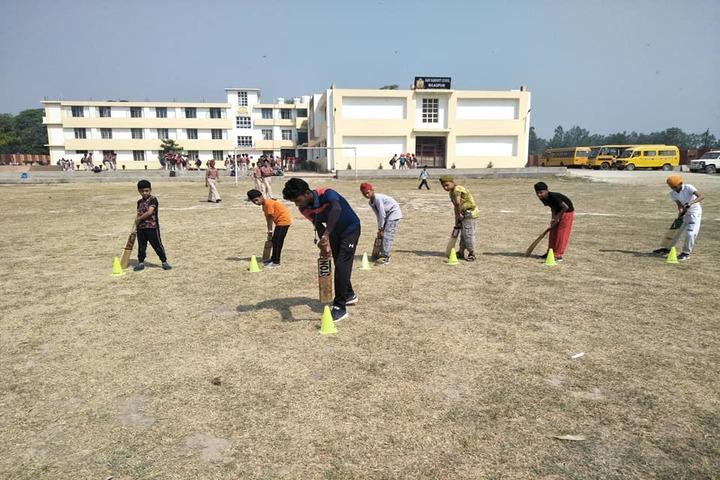 Sarv Sanskriti School-Playground