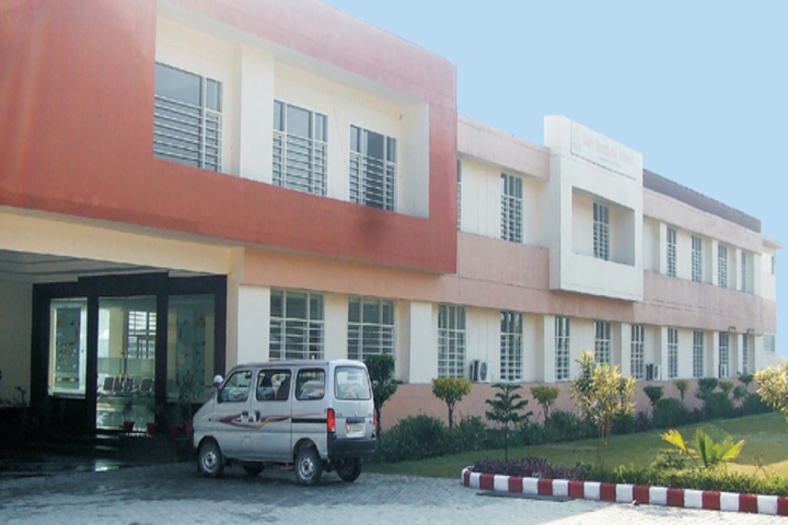 Sarv Sanskriti School-Campus