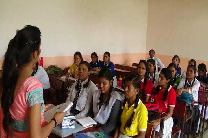 Sarvoday Pulic School-Classrooms