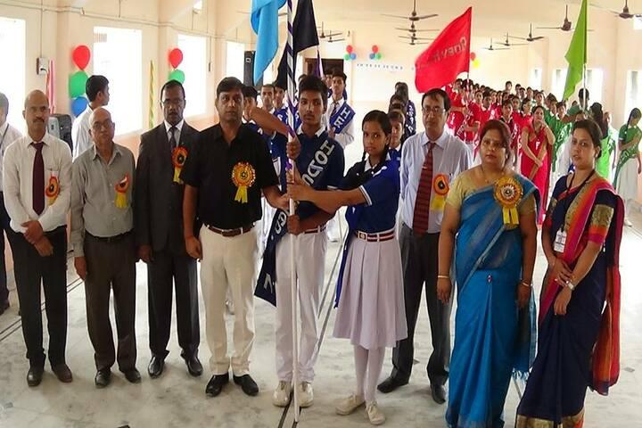 Sarvoday Pulic School-Oath Ceremony