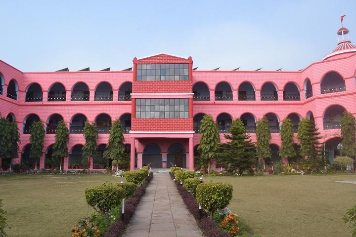 Sarvodaya Public School-Campus