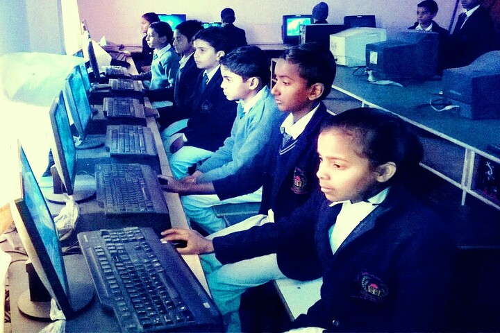 Sarvodaya Public School-Computer Lab