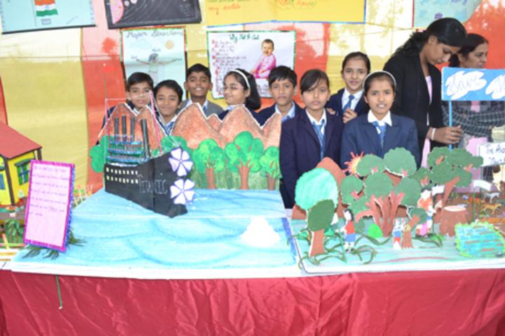 Sarvodaya Public School-Exhibition