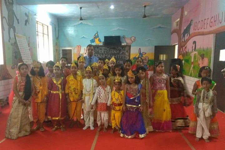 Sarvodaya Public School-Fancy Dress