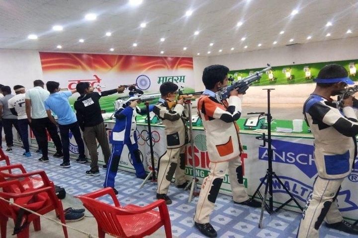 Sarvodaya Public School-Shooting