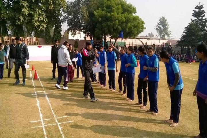Sarvodaya Public School-Sports Team
