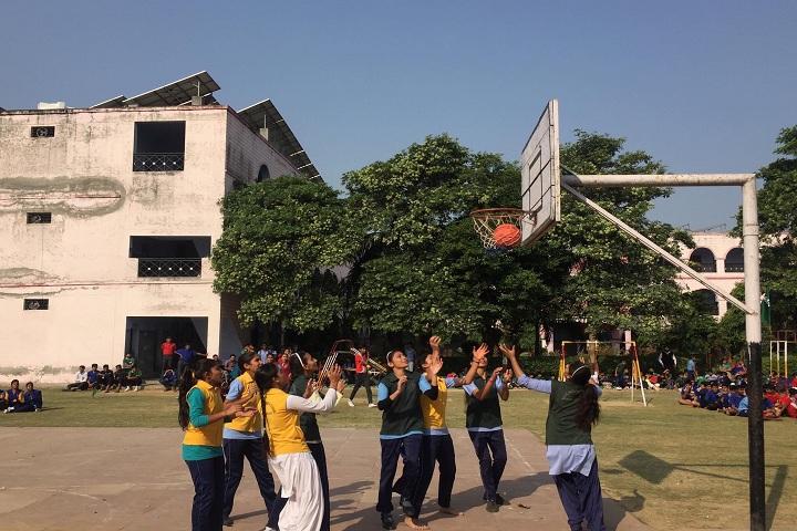 Sarvodaya Public School-Sports