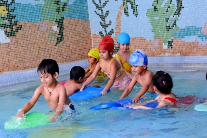 Sarvodaya Public School-Swiming Pool