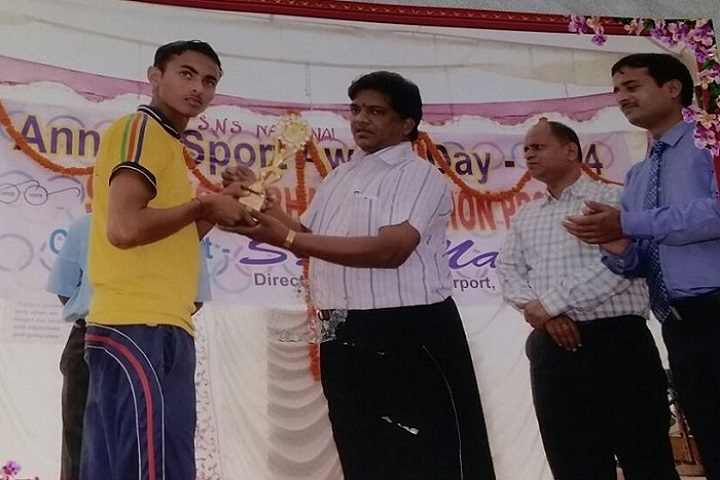 Satya Narayan Singh National School-Annual Sports Day Celebration