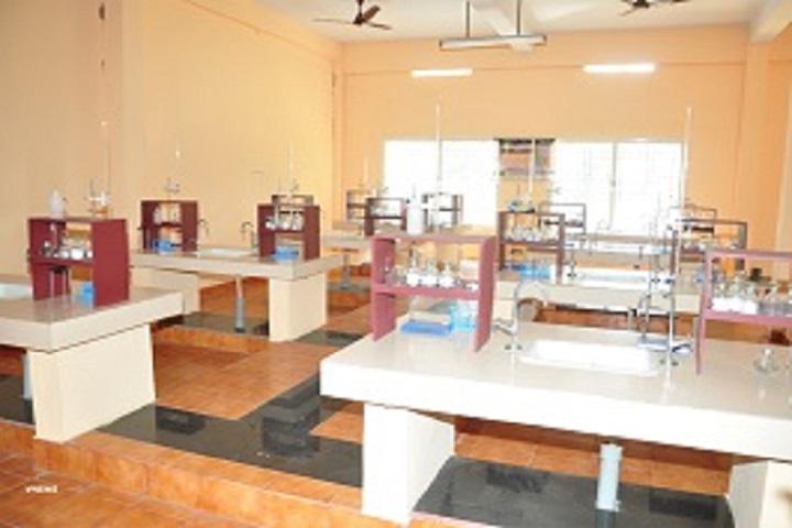 Satya Narayan Singh National School-Chemistry Lab