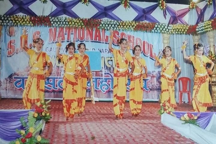 Satya Narayan Singh National School-Classical Dance