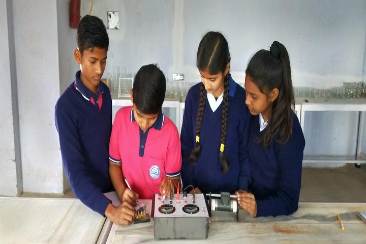 Satyam Children Academy-Lab