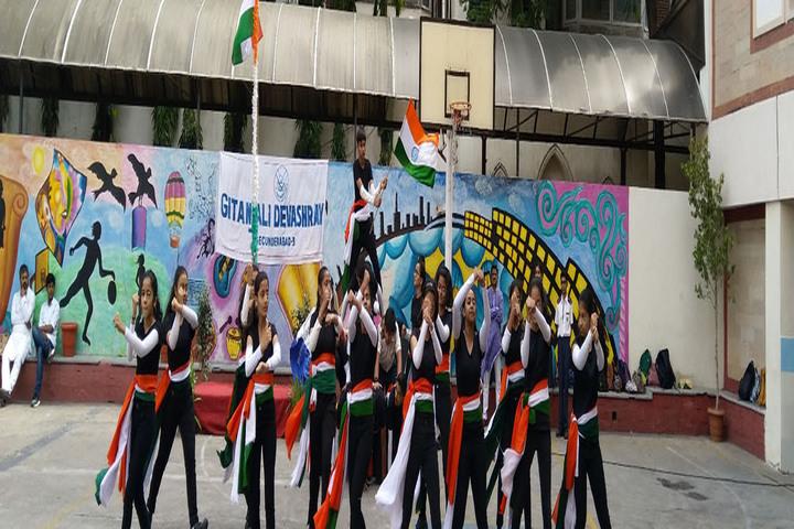 Gitanjali Devashray-Independence Day