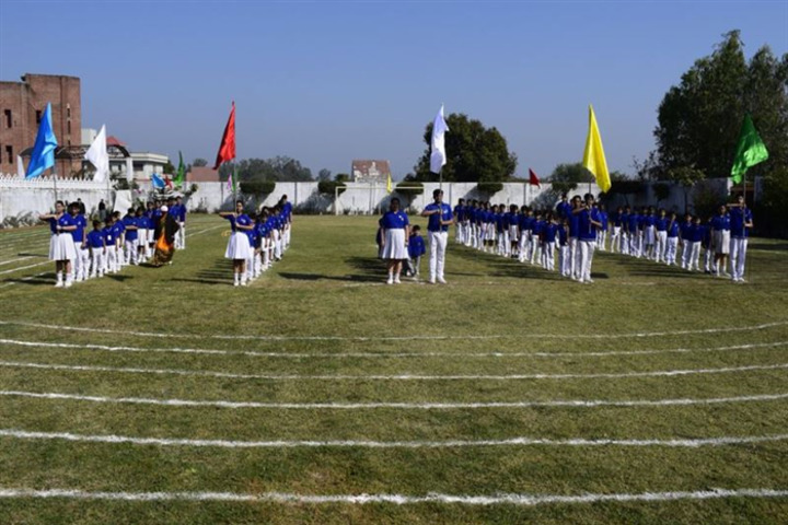 Scholar Mission School-Sports Day