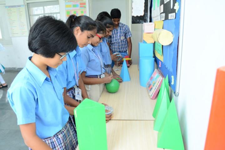 Scholars Home International School-Activities