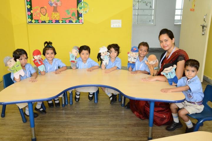 Scholars Home International School-Kindergarten