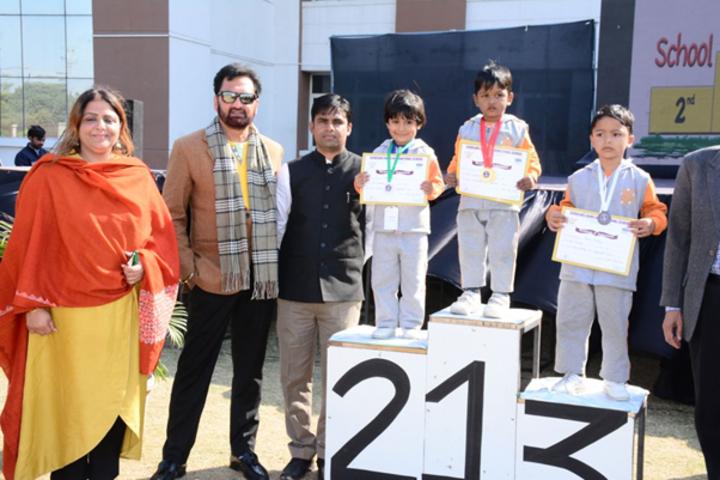Scholars Home International School-Prize Distribution