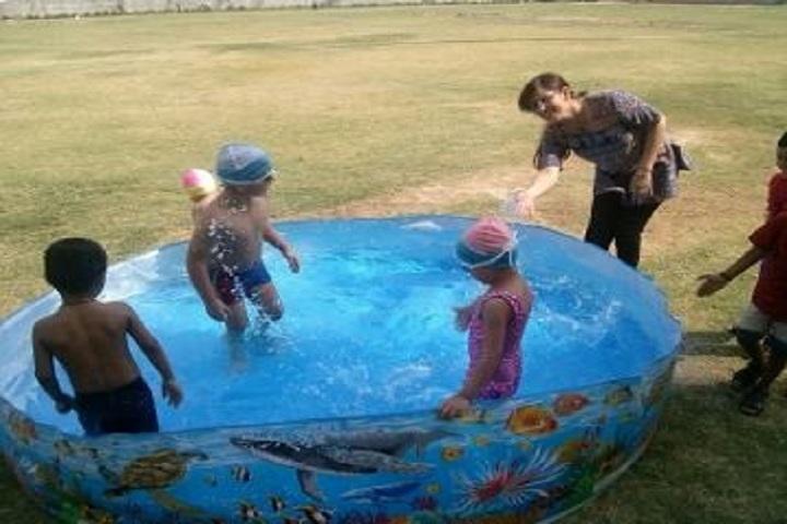 Scholars Home International School-Splash Pool