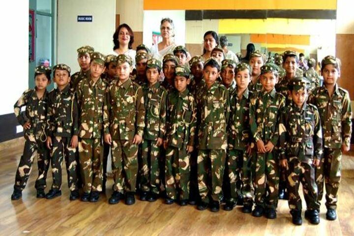 Scholars Home International School-NCC