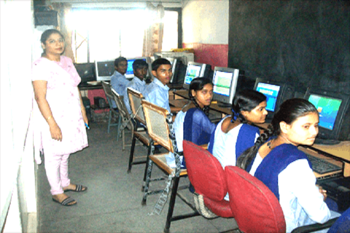 Government High School-Computer lab