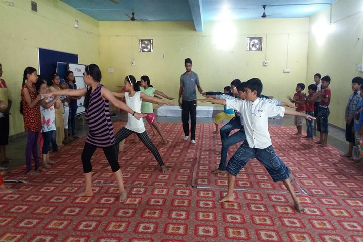 Scholars Senior Secondary School-Dance