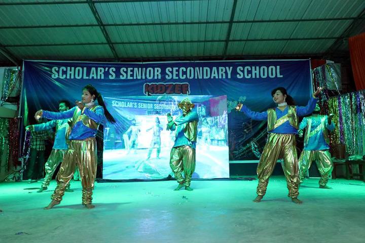 Scholars Senior Secondary School-Events